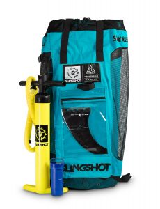SLINGSHOT CROSSBREED BACKPACK BLUE WEB