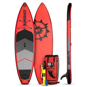 SLINGSHOT CROSSBREED INF PACKAGE RED WEB