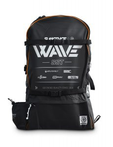 WAVE SST KITE BAG SHADOW