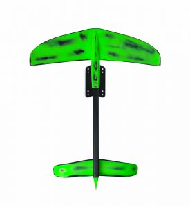 SS  Foil Hover Glide Green Top