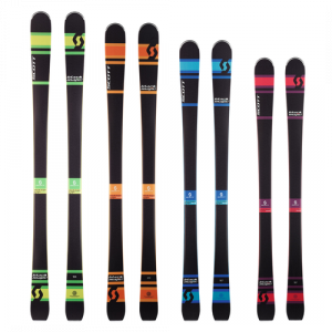Scott-Black Majic Ski