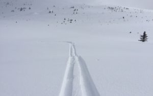 Off-Piste-Skifahren