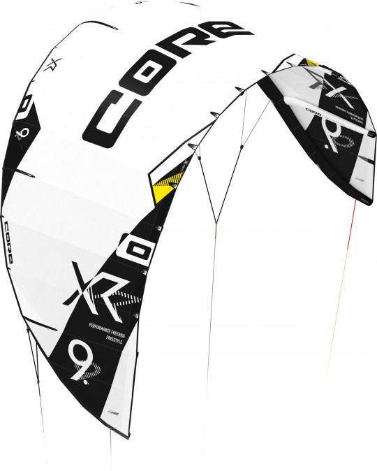 XR5 - Delta Bow Shape